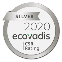 Ecovadis Sustainability rating